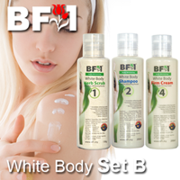 Body Whitening - Set B - (124)