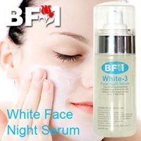 Whitening Face Night Serum - 120ml - Click Image to Close