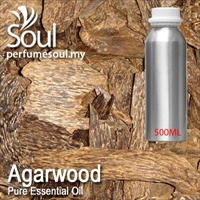 Pure Essential Oil Agarwood - 500ml