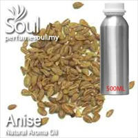 Natural Aroma Oil Anise - 500ml