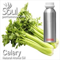 Natural Aroma Oil Celery - 500ml - Click Image to Close