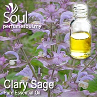 Pure Essential Oil Clary Sage - 10ml