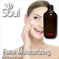 Essential Oil Face Moisturizing - 500ml - Click Image to Close