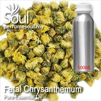 Pure Essential Oil Fetal Chrysanthemum - 500ml - Click Image to Close