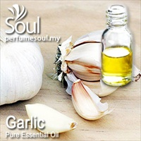 Pure Essential Oil Garlic - 50ml