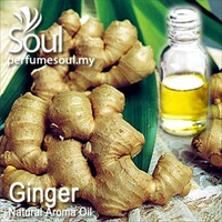 Natural Aroma Oil Ginger - 10ml