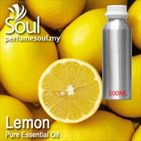 Pure Essential Oil Lemon - 500ml