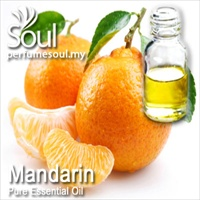 Pure Essential Oil Mandarin - 10ml