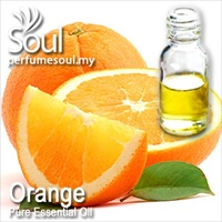 Pure Essential Oil Orange - 10ml