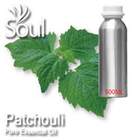 Pure Essential Oil Patchouli - 500ml