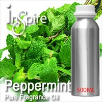 Fragrance Peppermint - 500ml - Click Image to Close